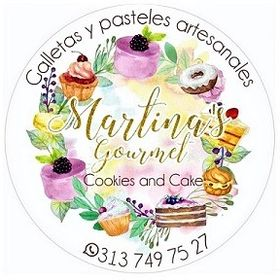 Martina's Gourmet, Cookies and Cake...
