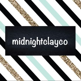 Polymer Clay Earrings by MidnightClayCo