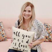 521handmade | ➳ Modern Throw Pillows and Printables