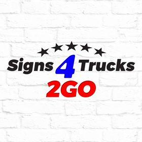 Signs4Trucks 2GO