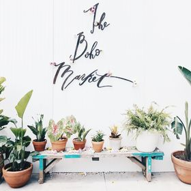 The Boho Market