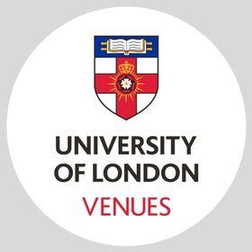 University of London Venues