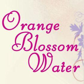 OrangeBlossomWater