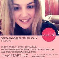 Greta Mandarini