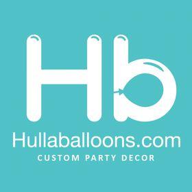Hullaballoons - Balloon Garland Decorations DIY - Shower Balloons