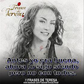 Frases de Teresa