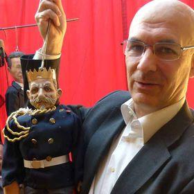 Marionette Maurizio Lupi