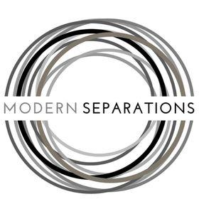 Modern Separations