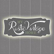 My Rustic Vintage Home