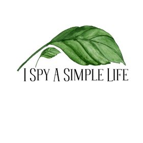 I Spy a Simple Life | Mindfulness & Self-care guides and products