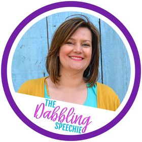 The Dabbling Speechie- Speech Therapy Ideas & Activities