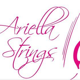 Ariella Strings - Real Weddings