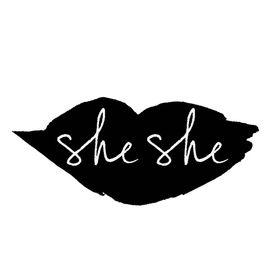 she she