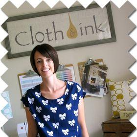 Cloth + ink
