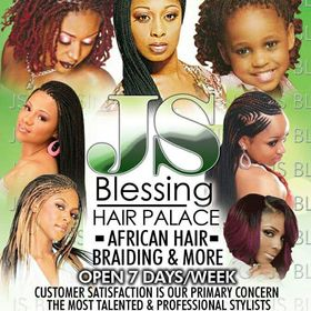 JS Blessing Hair palace