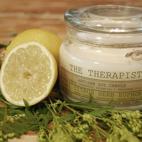 The Therapist Candles