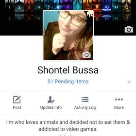 Shontel Bussa