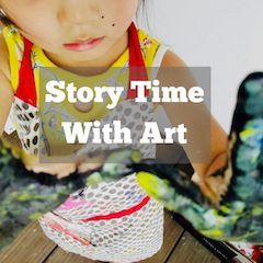 Story Time With Art