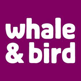 Whale & Bird