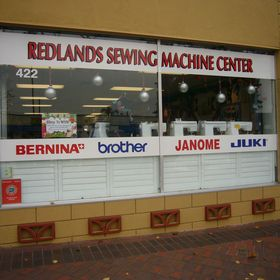 Redlands Sewing Center