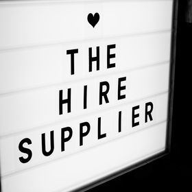The Hire Supplier