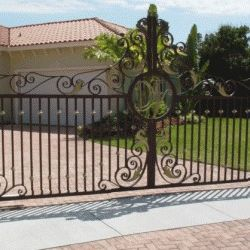 New Gates San Diego