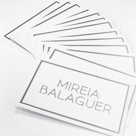 Mireia Balaguer Manrique