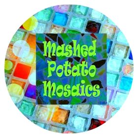 Mashed Potato Mosaics