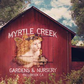 Myrtle Creek Botanical Gardens & Nursery