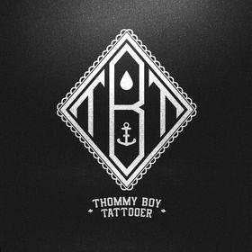 Thommy Boy Tattooer