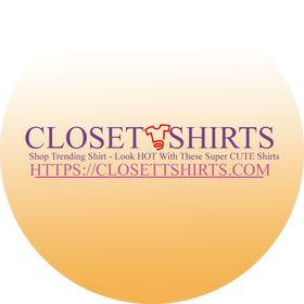 Closet T-shirts