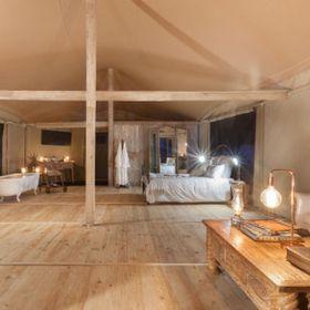 Luxury Tent Info