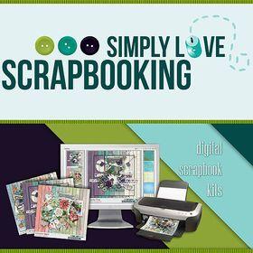 Simply Love Scrapbooking