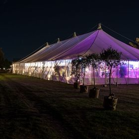 Be Upstanding Marquees