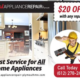 Rapid Appliance Repair of Plymouth