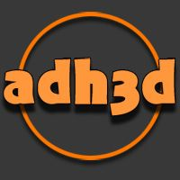 adh3d Poser models