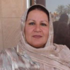 Muna F. Mohammad