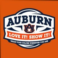 Auburn Love It Show It!