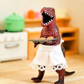 Domestic Dinosaur