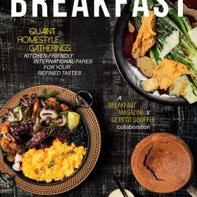Breakfast Magazine