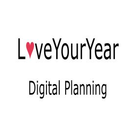 LoveYourYear Digital Planner