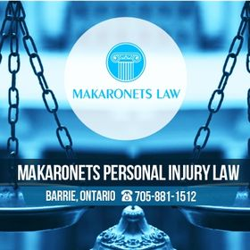 Makaronets Personal Injury Law