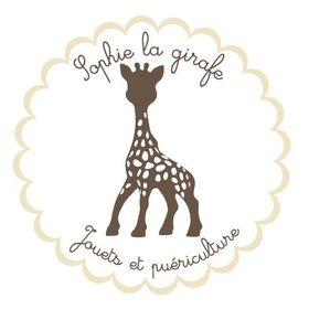 キリンのソフィー Sophie la girafe