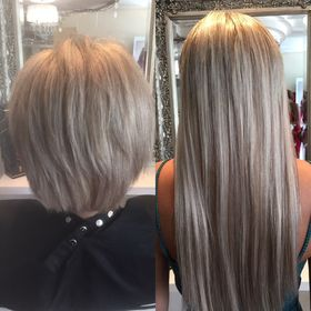 Pearl Hollywood Hair Extensions