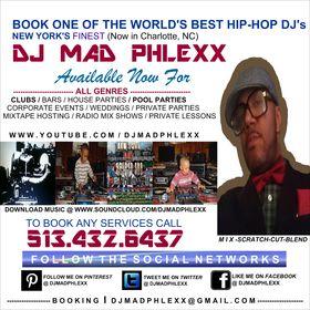 DJ MAD PHLEXX