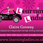 Learning Ladies Driving Lessons Doncaster