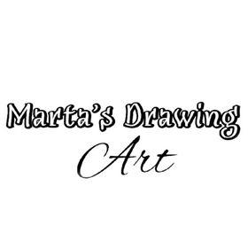 Marta's Drawing Art