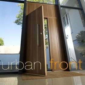Urban Front - Contemporary designer front & interior doors