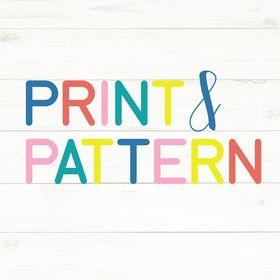 Print and Pattern Blog