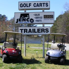Jenco Golf Carts